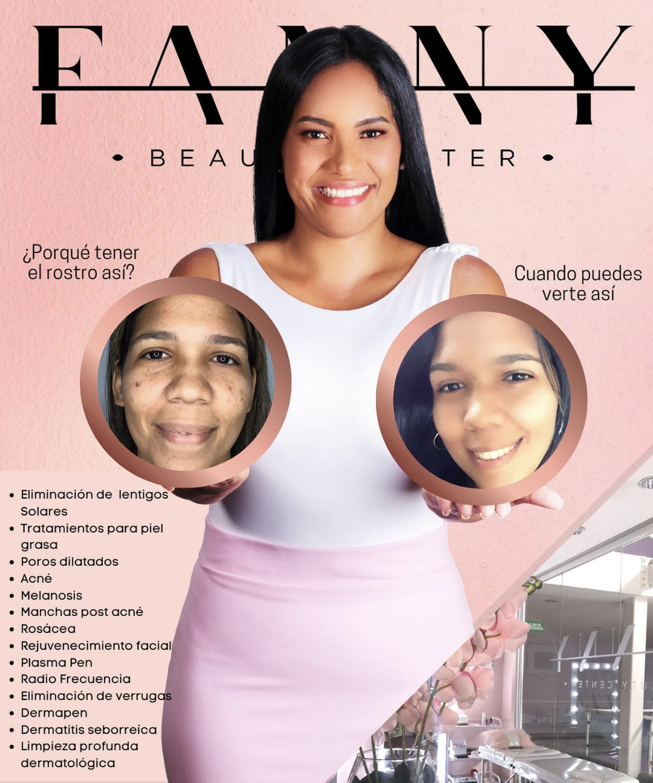 Fanny beuty center